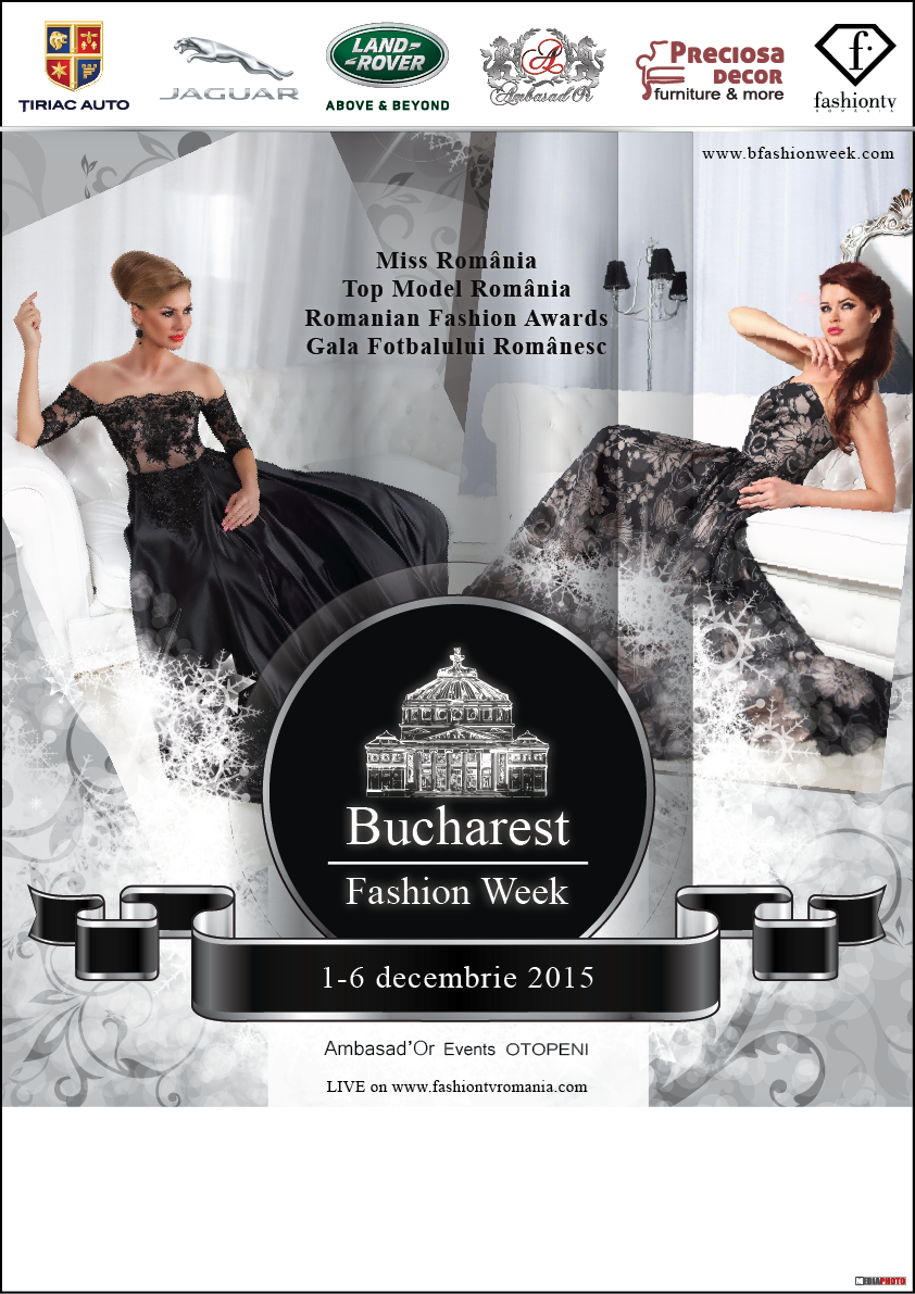 Bucharest FAshion Week 2015