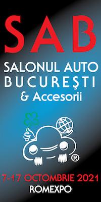 Salonul Auto Bucuresti 2021