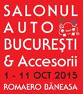 Salonul Auto Bucuresti 2014