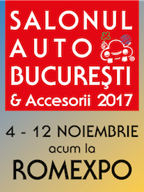 Salonul Auto Bucuresti 2016