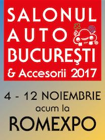 Salonul Auto Bucuresti 2016